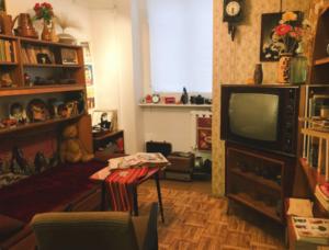 Poolse woonkamer van mijn vriendin